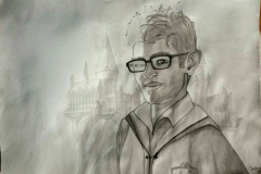 Tim at Hogwarts