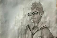 Tim at Hogwarts