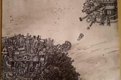 Space doodle 2